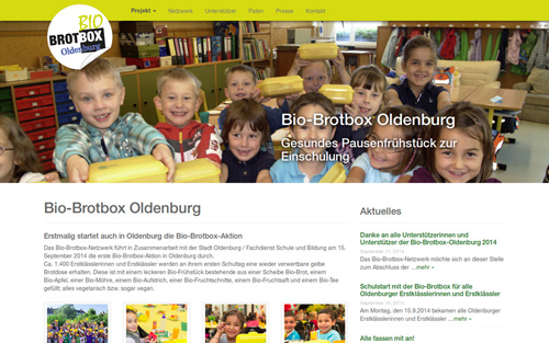 Biobrotbox Oldenburg